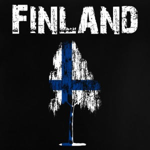 Nation-Design Finland Birch - Baby T-Shirt