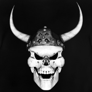 Viking Skull 2 - Baby T-shirt