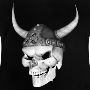 Viking Skull 3 - Baby T-shirt