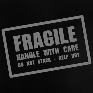 Fragile - Baby-T-shirt