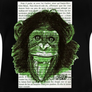 GREEN MONKEY - Baby-T-skjorte