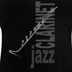 Jazz Klarinet - Baby T-shirt