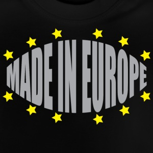 Made in Europe - Maglietta per neonato