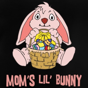 Easter Mom's Little Bunny - Baby T-Shirt