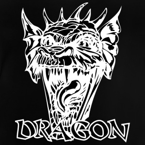 devil dragon black - Baby T-Shirt