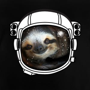 helm faultier Astronaut all star was leuk koel LOL - Baby T-shirt