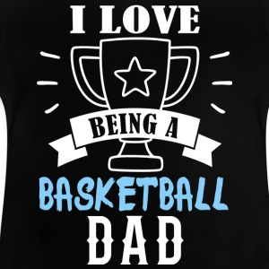 Basketball father - Baby T-Shirt