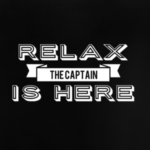 Relax captain Design - Baby T-Shirt