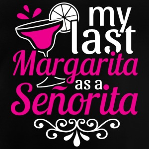 JGA - MY LAST AS MARGARITA A SENORITA - T-shirt Bébé