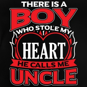 UNCLE - THERE IS A BOY WHO STOLE MY HEART - Baby T-Shirt