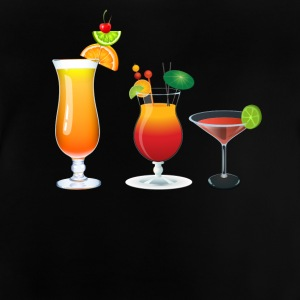 Summertime Cocktails! - Baby-T-shirt