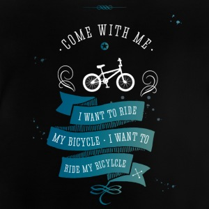 bicycle - Baby T-Shirt