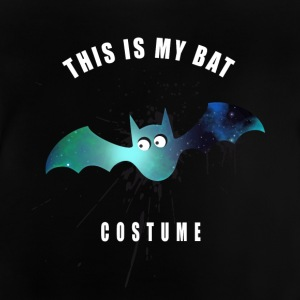 costume bat Fledermaus Comic Spritzer niedlich lol - Baby T-Shirt