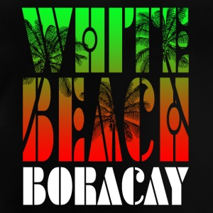 White Beach Boracay - Baby T-Shirt