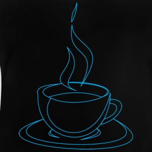 Coffee Lines - Baby T-Shirt