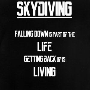 Skydiving - Baby T-Shirt