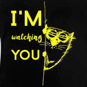 watching you - Baby T-shirt