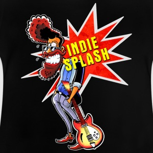 Indie Splash - T-shirt Bébé
