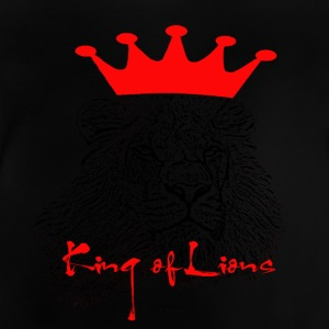 King of Lions - Baby T-Shirt