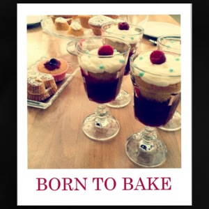 Born to bake - Baby T-Shirt