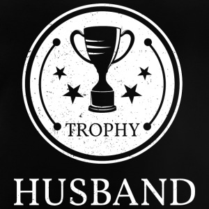 Trophy Husband Cup - Baby T-Shirt