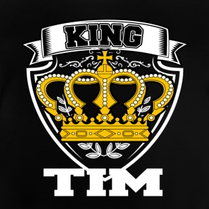 King TIM - Baby T-Shirt