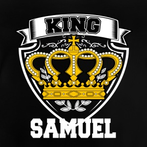 King SAMUEL - Baby T-Shirt