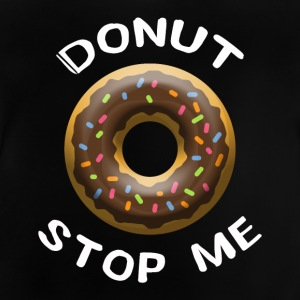 doughnut stoppe mig - Baby T-shirt