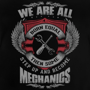 All equal except Mechanics - Baby T-Shirt