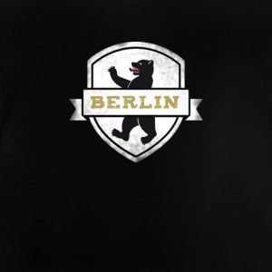 Berlin coat of arms bears capital travel souvenir wall - Baby T-Shirt