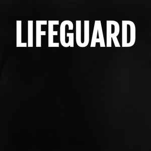 Lifeguard template - Baby T-Shirt