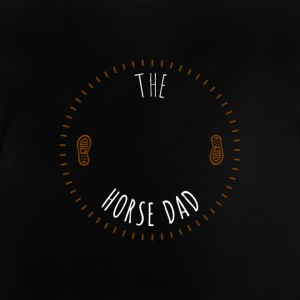 the horsedad - Baby T-Shirt