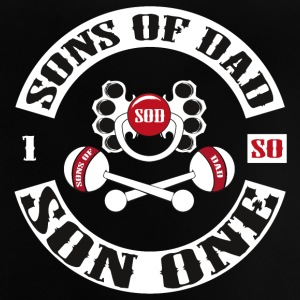 SONS OF DAD - SON ONE - Baby T-Shirt