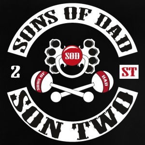 SONS OF DAD - SON TWO - Baby T-Shirt