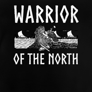 Warrior Of The North - Krieger des Nordens - Baby T-Shirt