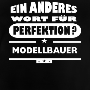 Modellbauer Anderes Wort fuer Perfektion - Baby T-Shirt