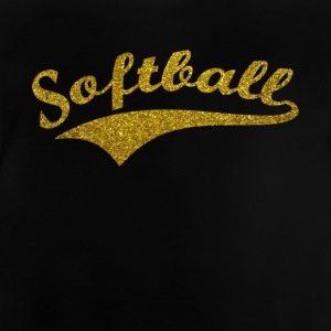 Softball v3 - Baby T-Shirt