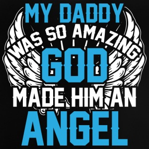 Father Death Widow Angel Papa - Baby T-Shirt