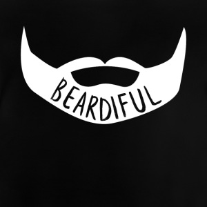 Beardiful v4 - Baby-T-shirt