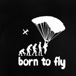 Evolution Skydiving - Baby T-Shirt