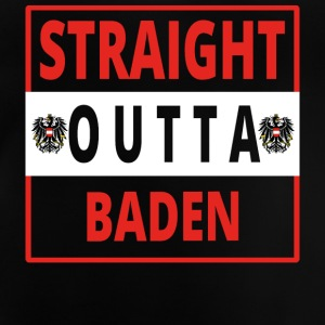Straight outta Baden - Baby T-Shirt