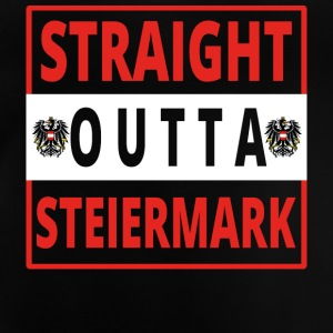 Straight outta Styria - Baby T-Shirt