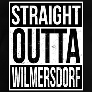 Straight Outta Wilmersdorf - Baby-T-shirt