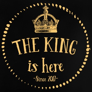 The King is here! - Baby T-Shirt