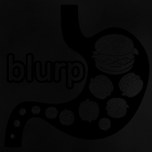 blurp blak - Baby T-shirt