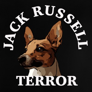 Jack Russell terror4 white - Baby T-Shirt