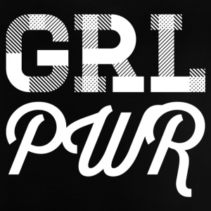 Girl power - white - Baby T-Shirt
