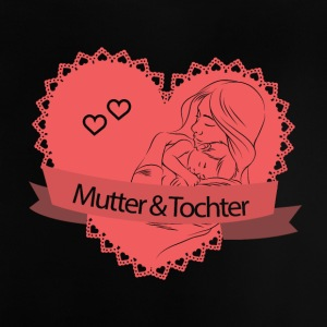 mother Daughter - Baby T-Shirt