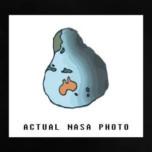 Faktisk Nasa Photo - Baby-T-skjorte