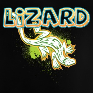 Cool lézard tribal - T-shirt Bébé